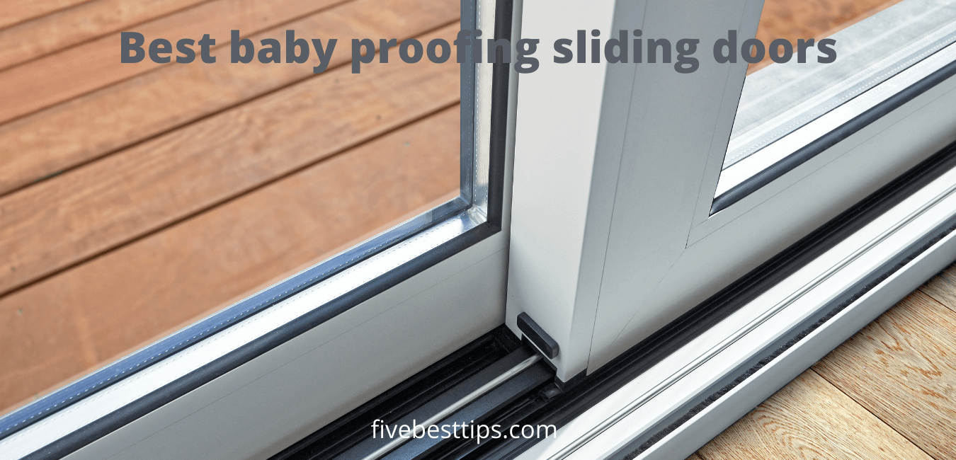 best baby proofing sliding doors