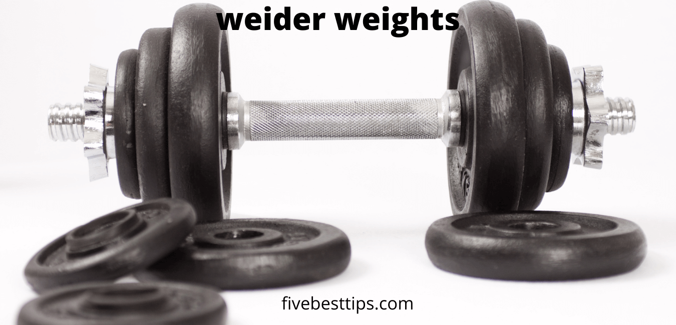weider weights
